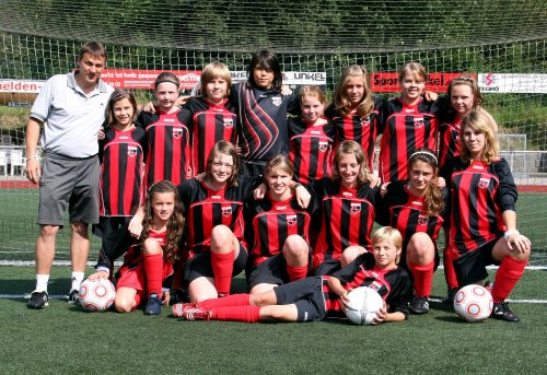 C-Juniorinnen 2009/2010