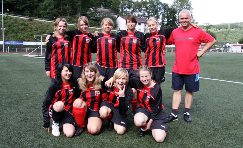 C-Juniorinnen 2010/2011