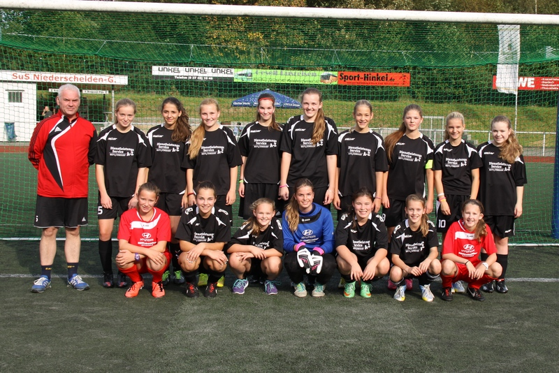 B-Juniorinnen 2014/2015