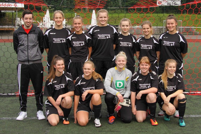 A-Juniorinnen 2017/2018
